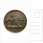 Medal commemorating the defence of Acre, 1799 and Sir William Sidney Smith (1764-1840); reverse by George Mills
