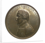 Medal commemorating the defence of Acre, 1799 and Sir William Sidney Smith (1764-1840); obverse by J.G. Hancock