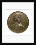 Medal commemorating the defence of Acre, 1799 and Sir William Sidney Smith (1764-1840); obverse by unknown