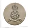 Medalet commemorating HMS 'Hampshire'; obverse by V. & S.
