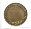 Medalet commemorating Save the 'Victory' Fund; reverse by unknown