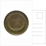 Medal commemorating Admiral Sir William Sidney Smith (1764-1840); reverse by T. Webb