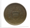 Medal commemorating the visit of King George IV to Southampton, 1823; reverse by W. Wyon