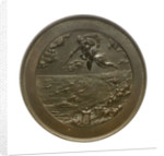 Medal commemorating the SS 'Great Eastern'; reverse by Harry Emanuel