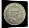 Coin pattern - shilling; reverse by N. Briot