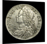 Lima half-crown; obverse by unknown