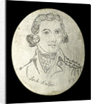 Engraved commemorative coin; obverse by unknown