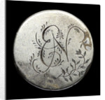 Shilling; reverse by unknown