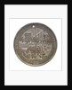 Medal commemorating the centenary of the London Missionary Society; obverse by unknown