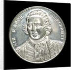 Medal commemorating the centenary of the capture of Trinidad, 1797 and Sir Ralph Abercromby (1734-1801); obverse by unknown