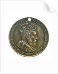 Medal commemorating the British and Foreign Sailors Society; obverse by unknown