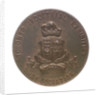 Medal commemorating the Royal Canadian Navy and Toronto Industrial Exhibition Association; reverse by P.W. Ellis & Co.