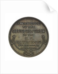 Medal commemorating the Kara Sea Expedition, 1919; reverse by unknown