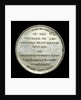 Medal commemorating the opening of Tilbury deep water docks, 1886; reverse by unknown