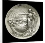 Medal commemorating HMS 'Good Hope' and the Rt. Hon. Joseph Chamberlain (1836-1914); reverse by J. Fray