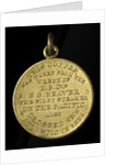Medal commemorating the wreck of Hudson Bay Company steamer 'Beaver', 1892; reverse by C.W. McCain