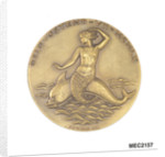 Medal commemorating the Oslo - Ostend Race, 1960 by A. Vriens