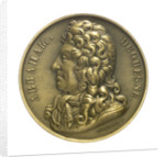 Medal commemorating Vice-Admiral Abraham Duquesne (1610-1688) and the cruiser 'Duquesne'; obverse by J.F. Domard