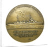 Medal commemorating  Joseph Antoine Raymond Bruny, Chevalier d'Entrecasteaux (1737-1793) and the destroyer 'D'Entrecasteaux'; reverse by Anie Mouroux-Martin