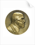 Medal commemorating Jean Baptiste Charcot (1867-1936) and the 'Pourquoi Pas'; obverse by Paul Richer