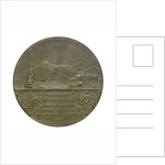 Medal commemorating the bicentenary of G.F. Rumphius (1627-1702); reverse by unknown