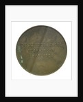 Medal commemorating the Admiral de Ruyter School at Flushing; reverse by unknown