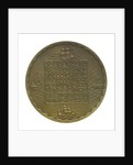 Medal commemorating the tercentenary of the death of Admiral Piet Heyn 1929; reverse by unknown