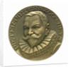 Medal commemorating Admiral Piet Heyn (1578-1629); obverse by J.J. van der Goor