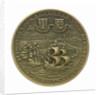 Medal commemorating Admiral Piet Heyn (1578-1629); reverse by J.J. van der Goor