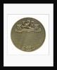 Medal commemorating Admiral Cornelis Evertsen de Oude (1610-1666); reverse by J.J. van der Goor