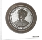 Medal commemorating the 400th anniversary of Christopher Columbus's discovery of America, 1492-1892 by U.A. Bizzarri