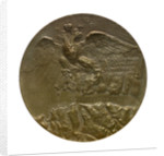 Medal commemorating the 50th anniversary, Defence of Sebastopol, 1905; reverse by unknown