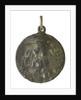 Medal commemorating the Italian battleship 'Leonardo da Vinci'; obverse by unknown
