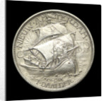 Medal commemorating the Henry Hudson tercentenary, 1909; reverse by J.E. Roin