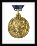 Medal commemorating the Battle of the Ionian Sea or Cape Matapan, 1941; obverse by unknown