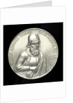 Medal commemorating the 400th anniversary of the discovery of Brasil, 1900; obverse by H. Frei