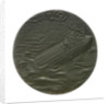Medal commemorating the loss of the airship 'L19', 1916; obverse by Karl Goetz