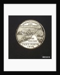 Medal commemorating the gunboat 'Iltis' and the bombardment of the Taku forts, 1900; reverse by O. Oertel