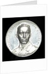 Medal commemorating Captain Karl von Müller (1873-1923) and the cruiser 'Emden' by L.C. Lauer