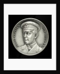 Medal commemorating Captain Karl von Müller (1873-1923) and the cruiser 'Emden' by unknown