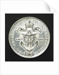 Medal commemorating depicting Admiral Count von Spee and the Battle of the Falkland Islands, 1914; reverse by L.C. Lauer