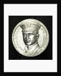 Medal commemorating Captain-Lieutenant Otto von Weddigen (1882-1915) Commander of 'U9' and 'U29'; obverse by F. Eue