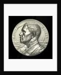 Medal commemorating Admiral Reinhard von Scheer (1863-1928) and the Battle of Jutland, 1916; obverse by B.H. Mayer