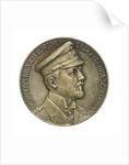 Medal commemorating Corvette Captain Nicolas Burgraf Count Dohna-Schlodien; obverse by D.M. Lauer