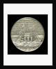 Medal commemorating the scuttling of the German fleet, 1919; reverse by unknown