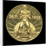 Medal commemorating Admiral Rheinhold von Scheer (1863-1928); reverse by unknown