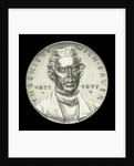 Medal commemorating W. Bauer, Engineer (1822-1875), 60th anniversary of his death; obverse by Karl Goetz