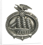 Merchant Service Badge; obverse by Paul Schulze