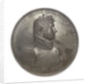 Medal commemorating Captain Thomas Macdonough (1783-1825) and the battle of Lake Champlain, 1814; obverse by Moritz Furst