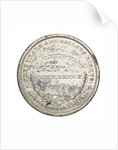 Medal commemorating the capture of HMS 'Guerriere', 1812; reverse by G.H. Lovett
